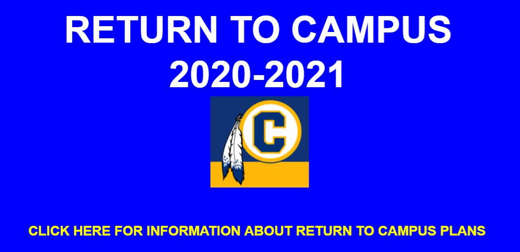 Return to Campus 2020-2021