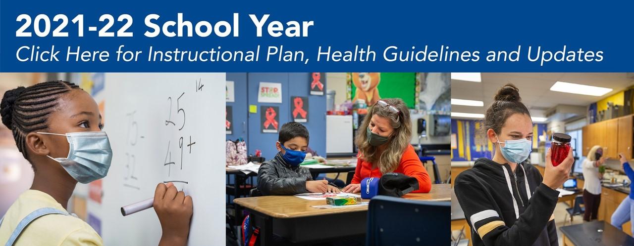 2021-22 School Year Health Plan